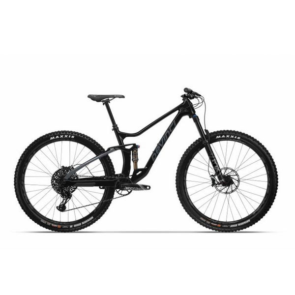 Picture of DEVINCI MOUNTAIN BIKE DJANGO CARBON 29 NX12 BLACK 2020
