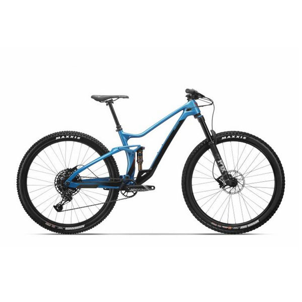 Picture of DEVINCI MOUNTAIN BIKE DJANGO CARBON 29 NX12 LUNAR BLUE 2020
