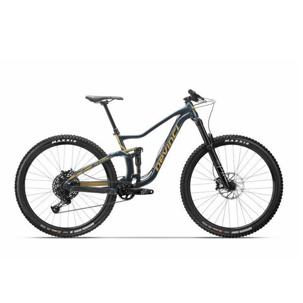 Picture of DEVINCI MOUNTAIN BIKE TROY ALU 29 GX12 NAVY 2020