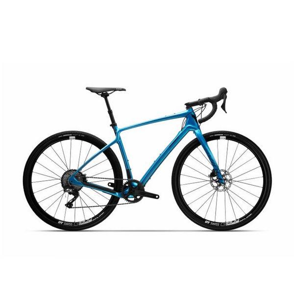 Picture of DEVINCI ROAD BIKE HATCHET CARBON GRX LUNAR BLUE 2020