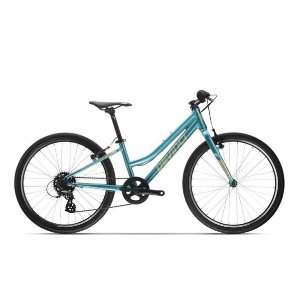 "Picture of DEVINCI BIKE AZKHABAN XP GIRL 24"" TURQUOISE 2020 FOR JUNIORS"