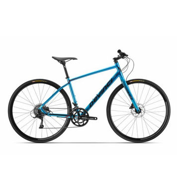 Picture of DEVINCI HYBRID BIKE HEX SORA LUNAR BLUE 2020