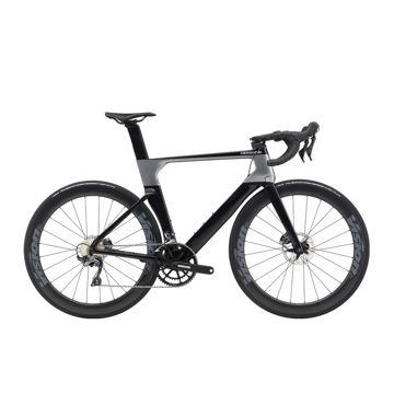 Picture of CANNONDALE ROAD BIKE SYSTEMSIX CARBON ULTEGRA BLACK PEARL 2020