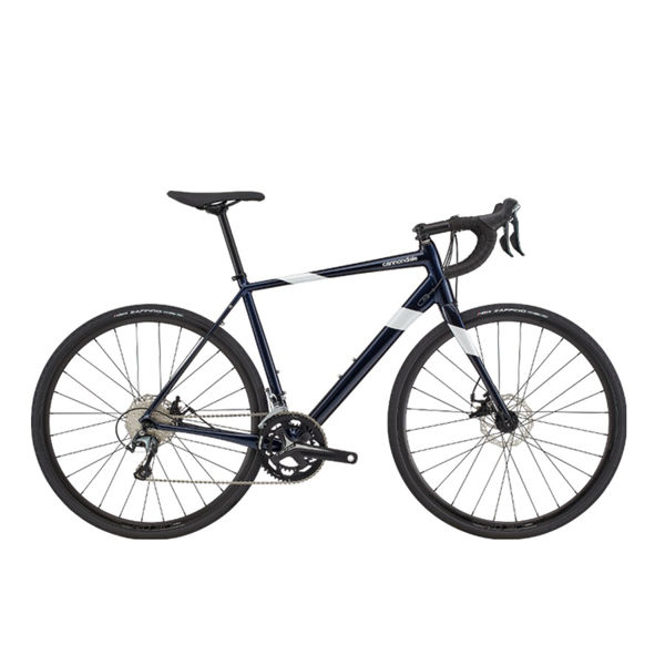 Picture of CANNONDALE ROAD BIKE SYNAPSE ALLOY TIAGRA MIDNIGHT BLUE 2020