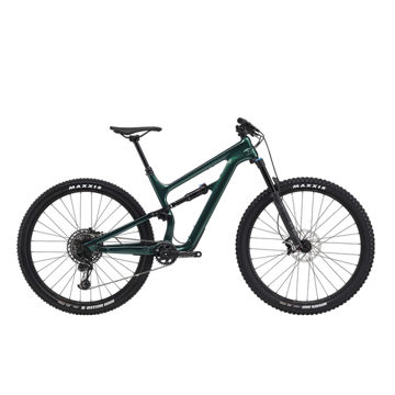 Picture of CANNONDALE MOUNTAIN BIKE HABIT CARBON 3 EMERALD 2020