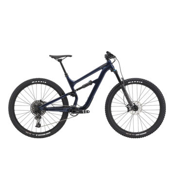 Picture of CANNONDALE MOUNTAIN BIKE HABIT AL 4 MIDNIGHT BLUE 2020