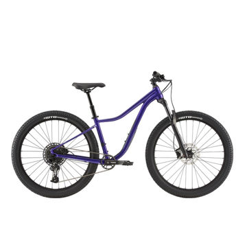 Picture of CANNONDALE MOUNTAIN BIKE CUJO SCARLETT 1 ULTRAVIOLET 2020 FOR WOMEN