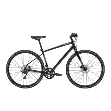 Picture of CANNONDALE HYBRID BIKE QUICK DISC 1 BLACK 2020