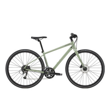 Picture of CANNONDALE HYBRID BIKE QUICK DISC WF 3 AGAVE 2020 FOR WOMEN
