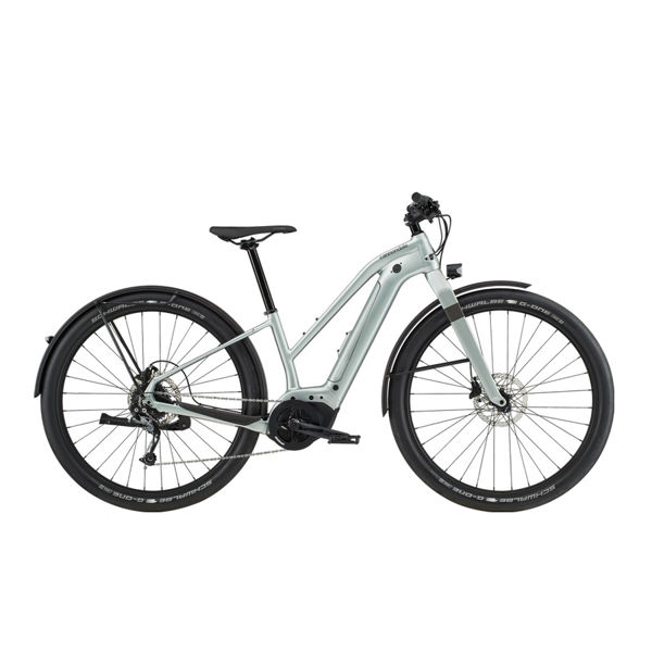 Picture of CANNONDALE HYBRID BIKE CANVAS NEO 2 REMIXTE SAGE GRAY 2020