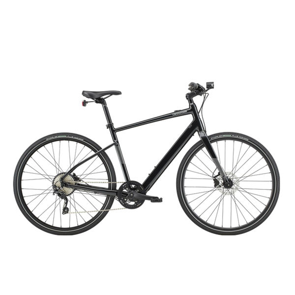 Picture of CANNONDALE ELECTRIC BIKE QUICK NEO 1 SL BLACK 2020
