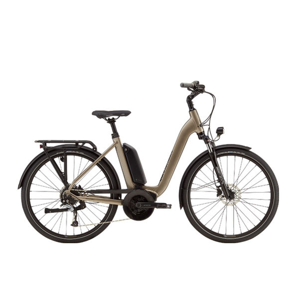 Picture of CANNONDALE ELECTRIC BIKE MAVARO NEO CITY METEOR GRAY 2020