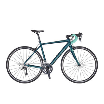 Picture of SCOTT ROAD BIKE CONTESSA SPEEDSTER 35 TURQUOISE 2020 FOR WOMEN
