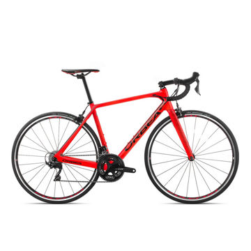 Picture of ORBEA ROAD BIKE ORCA M30 RED/BLACK 2020