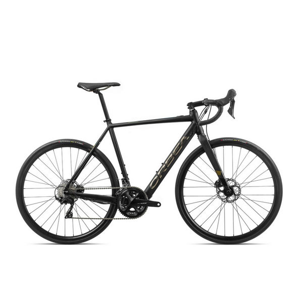 Picture of ORBEA ROAD BIKE ELECTRIC GAIN D30 BLACK 2020