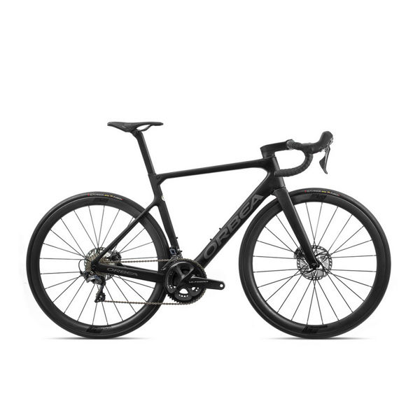 Picture of ORBEA ROAD BIKE ORCA M20 LTD BLACK 2020