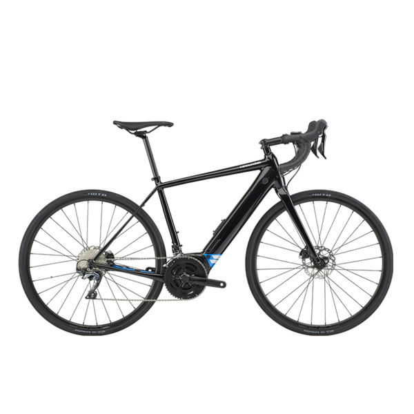 Picture of CANNONDALE ROAD BIKE ELECTRIC SYNAPSE NEO 1 BLACK 2020