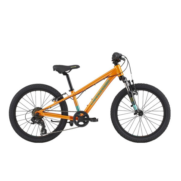 Picture of CANNONDALE BIKE FOR JUNIORS KIDS TRAIL 20 ORANGE 2020 FOR JUNIORS
