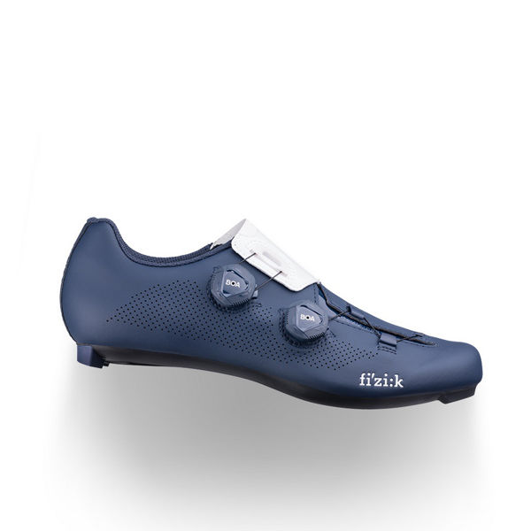 Picture of FIZIK BIKE SHOES R3 ARIA NAVY/WHITE FOR MEN