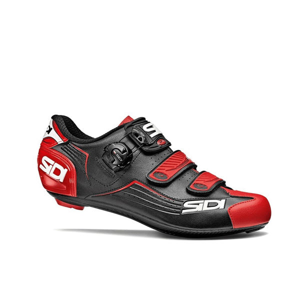 Picture of SIDI BIKE SHOES ALBA BLACK/RED FOR MEN