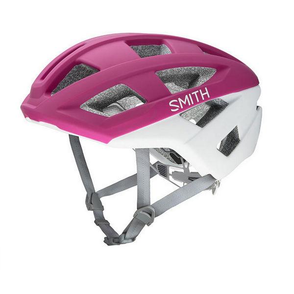 Picture of SMITH BIKE HELMET PORTAL MIPS MATTE BERRY/VAPOR FOR WOMEN