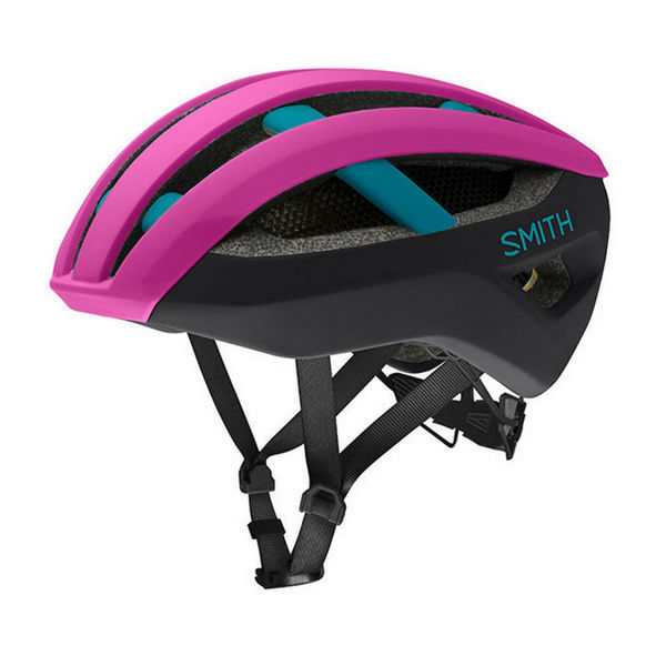 Picture of SMITH BIKE HELMET NETWORK MIPS HIBISCUS FOR WOMEN