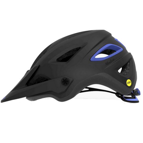Picture of GIRO BIKE HELMET MONTARA MIPS WMN BLACK/PURPLE FOR WOMEN