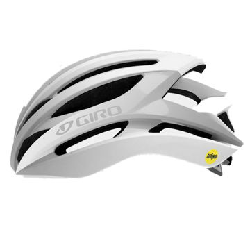 Picture of GIRO BIKE HELMET SYNTAX MIPS MAT WHITE