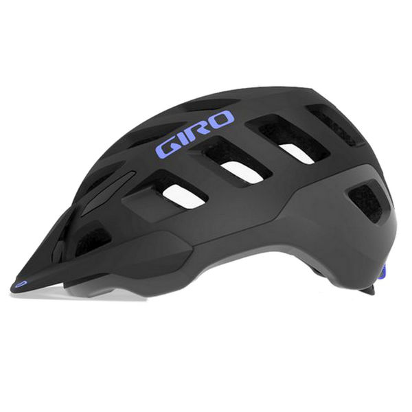 Picture of GIRO BIKE HELMET RADIX MIPS WMN BLACK/PURPLE FOR WOMEN