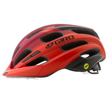 Picture of GIRO BIKE HELMET REGISTER MATTE RED