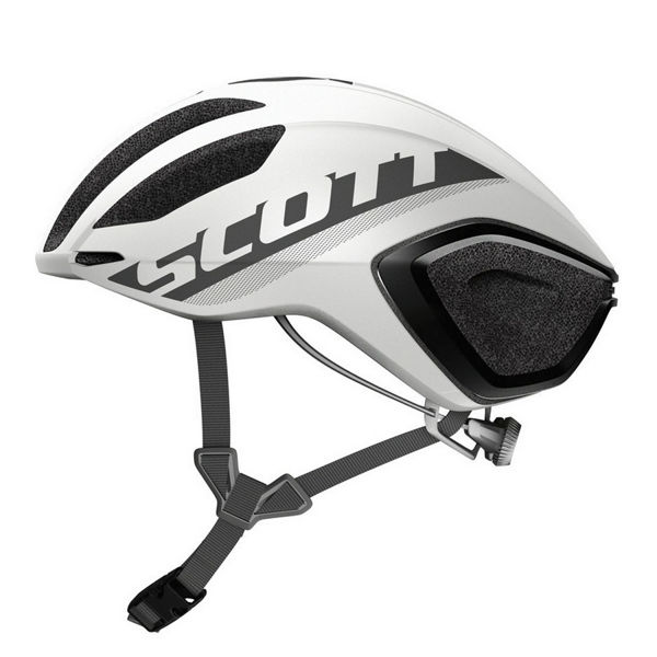 Picture of SCOTT BIKE HELMET CADENCE PLUS BLANC/NOIR FOR MEN