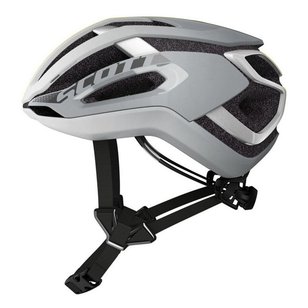 Picture of SCOTT BIKE HELMET CENTRIC PLUS MIPS VOGUE SILVER/REFLECTIVE