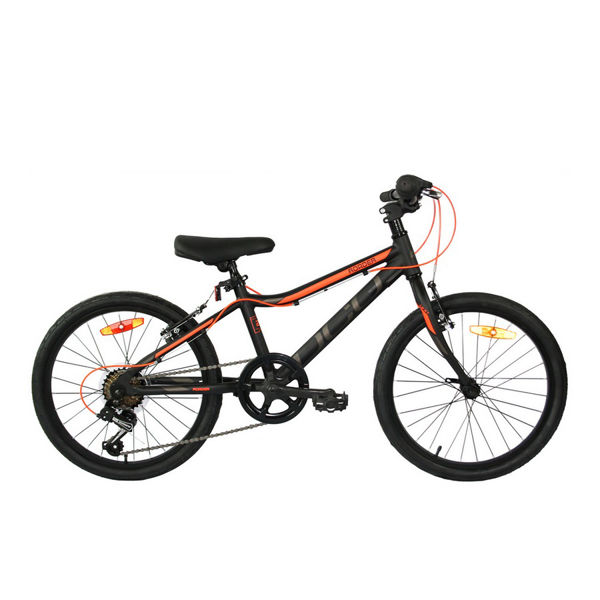 Picture of DCO BIKE ROADER 20 BLACK 2020 FOR JUNIORS