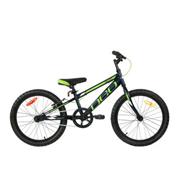 "Picture of DCO BIKE GALAXY 20"" INDIGO/GREEN 2020 FOR JUNIORS"