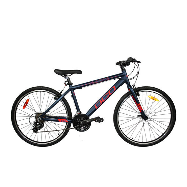 Picture of DCO BIKE XZONE 260 INDIGO/RED 2020 FOR JUNIORS