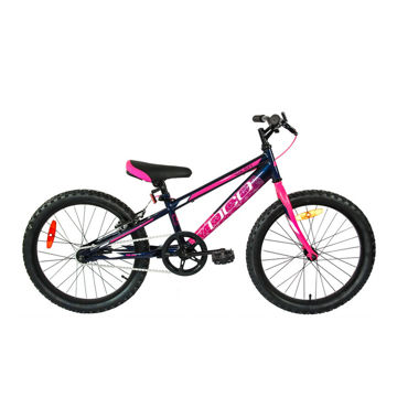 Picture of DCO BIKE FOR JUNIORS GALAXY 20 INDIGO/PINK 2020 FOR JUNIORS