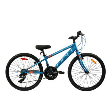 Picture of DCO BIKE FOR JUNIORS SATELLITE 24 SEA BLUE 2020 FOR JUNIORS