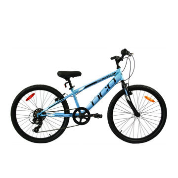 Picture of DCO BIKE FOR JUNIORS SATELLITE SPORT 24 LIGHT BLUE 2020 FOR JUNIORS