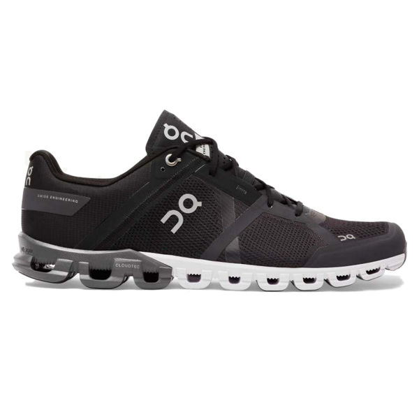 Picture of ON ROAD RUNNING SHOES CLOUDFLOW MEN BLACK/ASPHALT FOR MEN