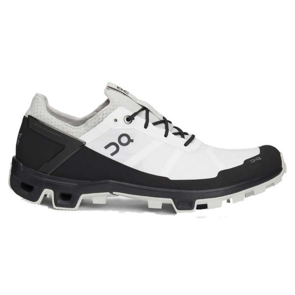 Picture of ON ROAD RUNNING SHOES CLOUDVENTURE PEAK WHITE/BLACK FOR MEN