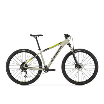 Picture of ROCKY MOUNTAIN MOUNTAIN BIKE FUSION 30 BEIGE/GREEN 2020