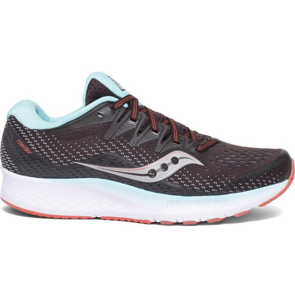 Picture of SAUCONY ROAD RUNNING SHOES RIDE ISO 2 WMN BROWN CORAL FOR WOMEN