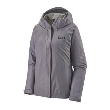 Picture of PATAGONIA RUNNING JACKET TORRENTSHELL 3L SMOKEY VIOLET FOR WOMEN