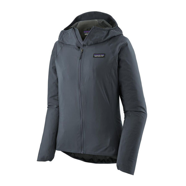 Picture of PATAGONIA BIKE JACKET DIRT ROAMER SMOLDER BLUE FOR WOMEN