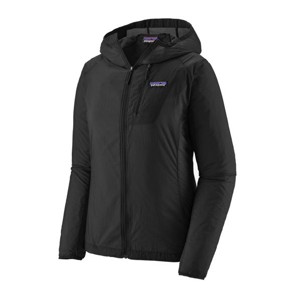 Picture of PATAGONIA RUNNING JACKET HOUDINI BLACK FOR WOMEN