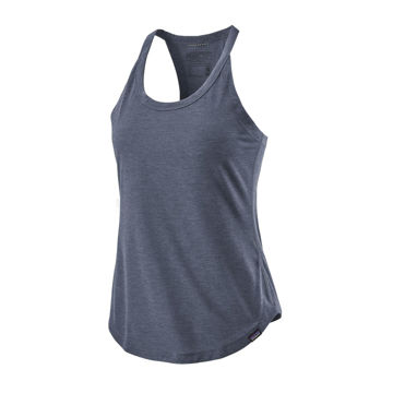 Picture of PATAGONIA TANKTOP CAPILENE COOL TRAIL CLASSIC NAVY FOR WOMEN