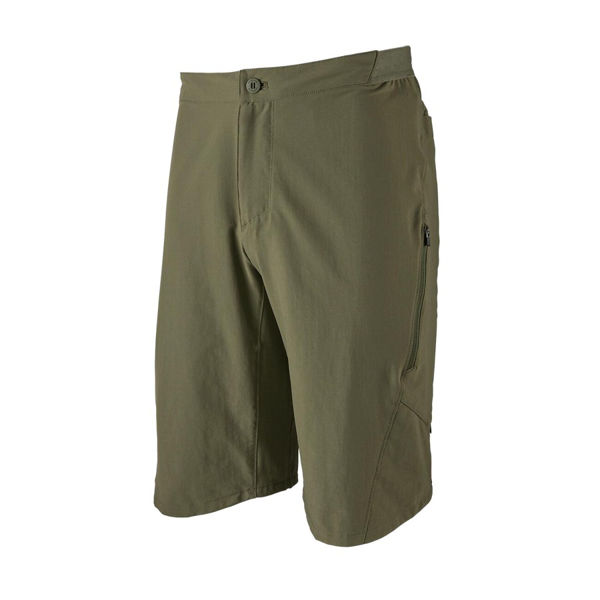 "Picture of PATAGONIA SHORTS LANDFARER 12"" INDUSTRIAL GREEN FOR MEN"