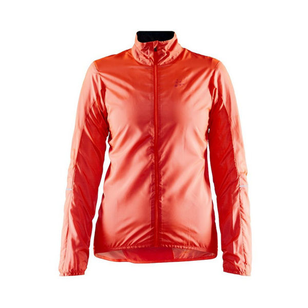 Picture of CRAFT BIKE JACKET ESSENCE LIGHT WIND SHOCK FOR WOMEN