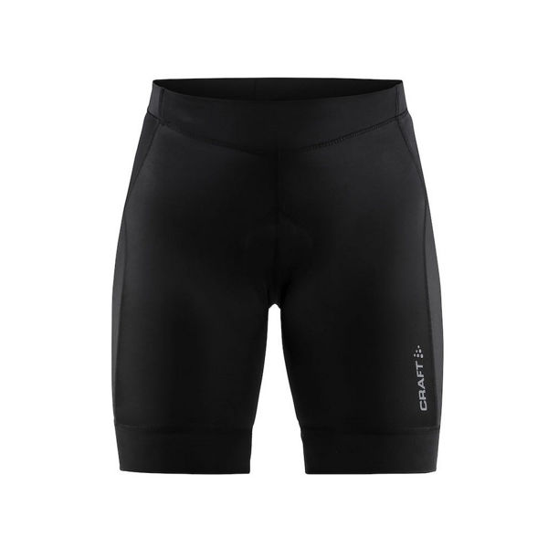 Picture of CRAFT CYCLING SHORTS RISE SHORTS BLACK FOR WOMEN