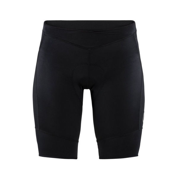 Picture of CRAFT CYCLING SHORTS ESSENCE SHORTS BLACK FOR WOMEN